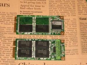 S101 901 SSDカード 裏
