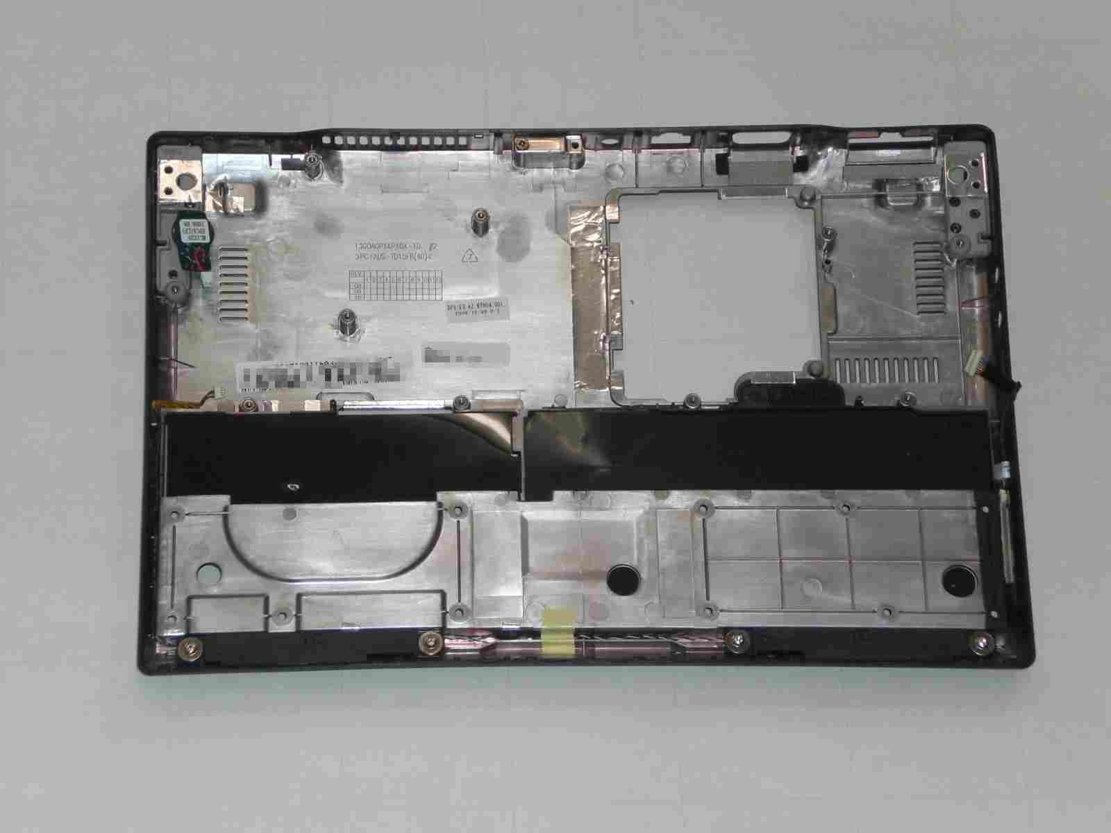 ASUS Eee S101H マザーボードの裏画像