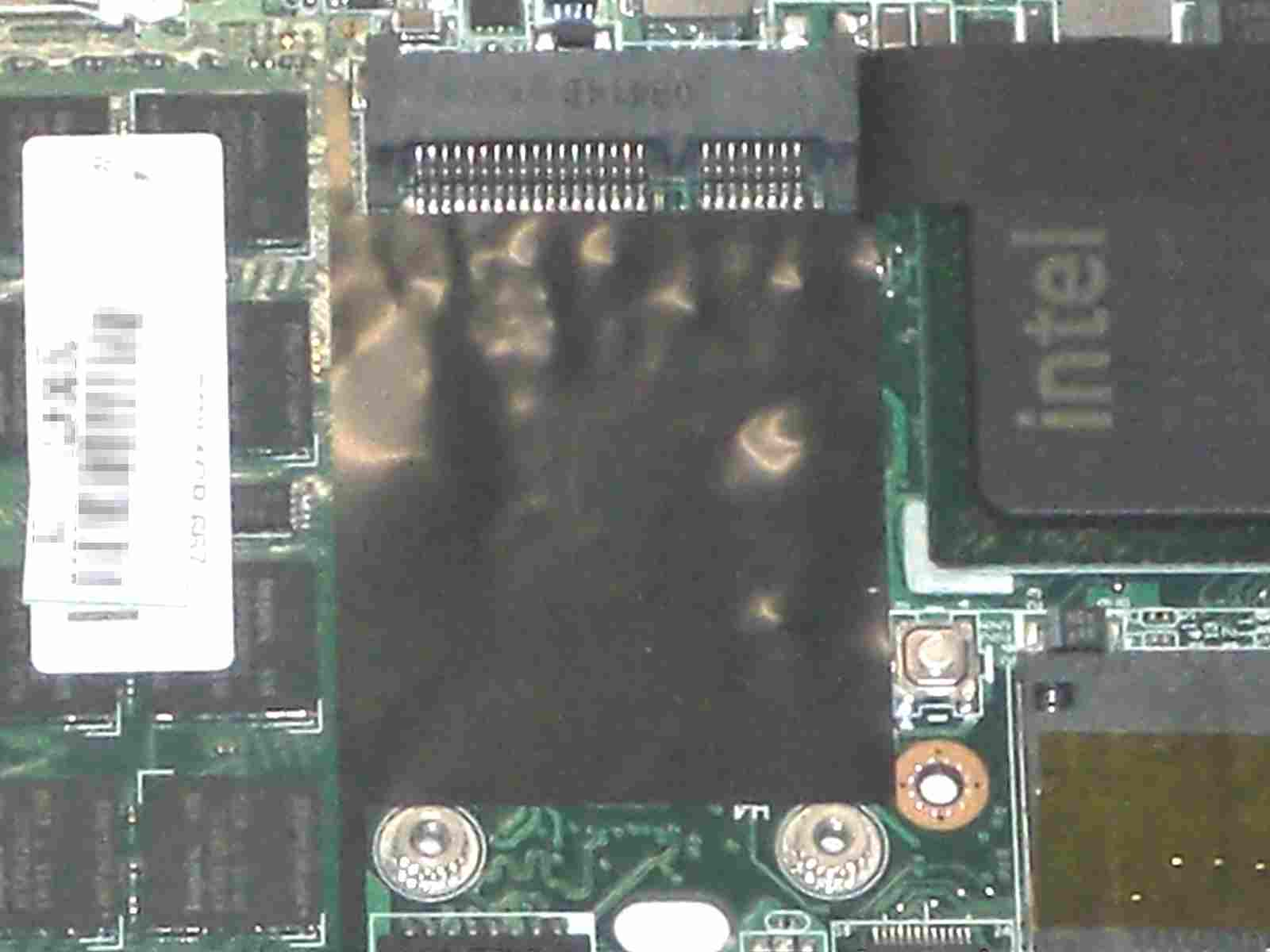 ASUS Eee S101H WiFi無線LANカード 画像3