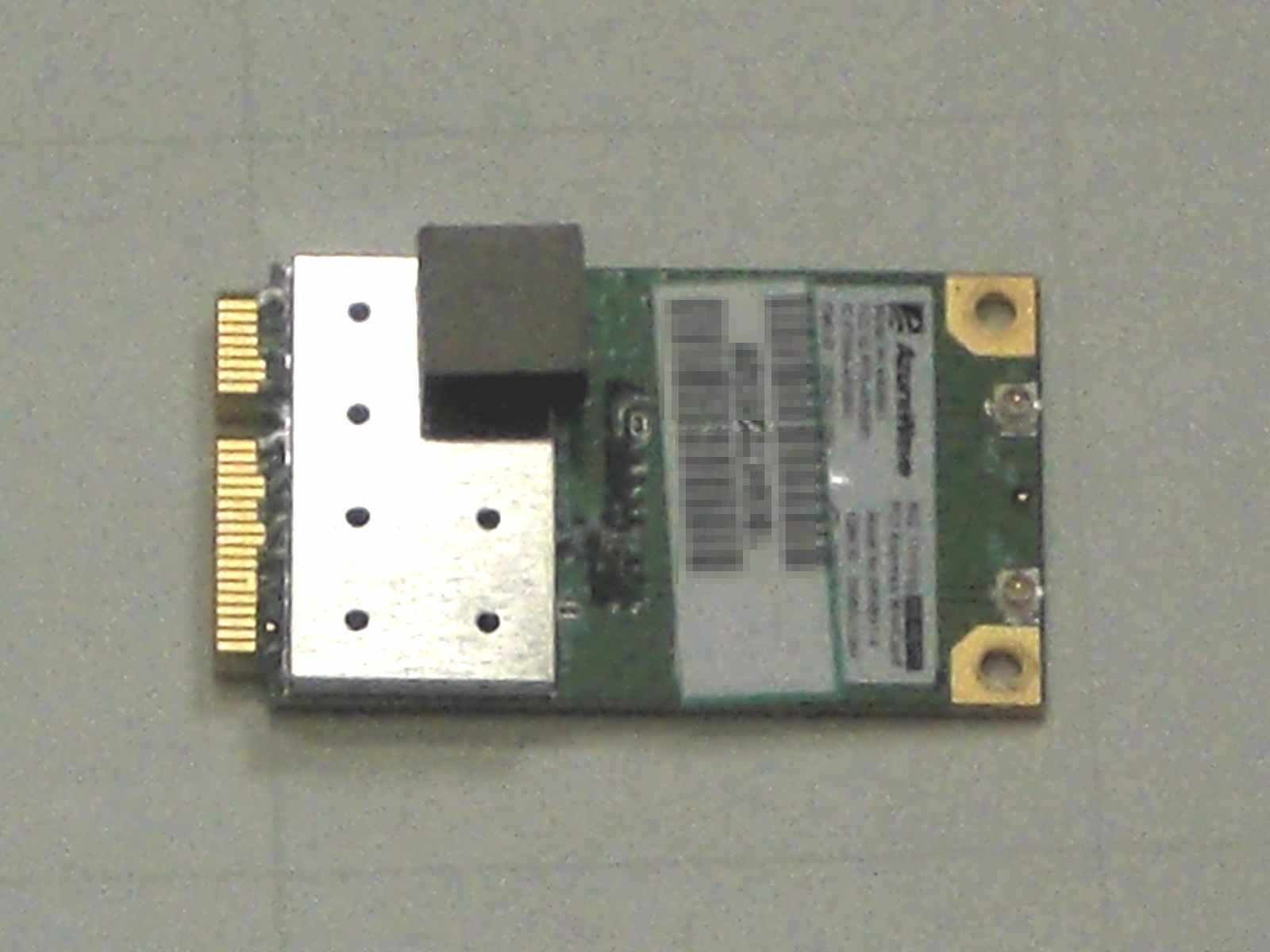 ASUS Eee S101H WiFi無線LANカード 画像1