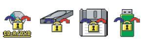 PeopleLock 攻勢防壁 外部メディア ロック 暗号化 接続禁止 書き込み禁止 読み込み禁止