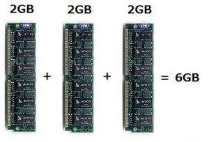 6GB ど変態構成
