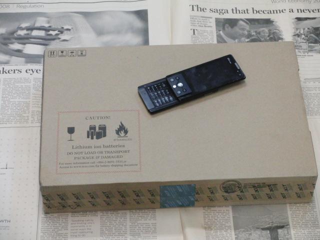 Acer ICONIA TAB W500 外箱