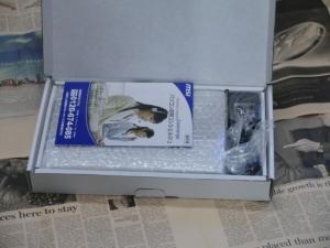 MSI WindPad 110W 化粧箱 内容物