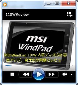 110Wレビュー動画