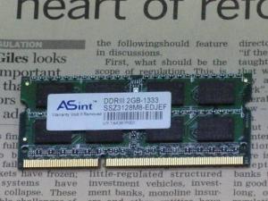 MSI WindPad 110W 分解 マザーボード 2GBメモリ