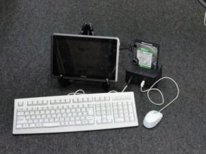 MSI WindPad 110W ドッキングステーション 皿立て CROSU2H CROSU3H 裸族のお立ち台Hubプラス