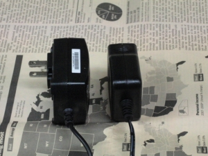 ACアダプタ 電源 電源ケーブル MSI WindPad 110W 純正アダプタ 比較2