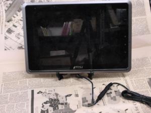 ACアダプタ 電源 電源ケーブル MSI WindPad 110W 純正アダプタ 比較 L字型 メリット