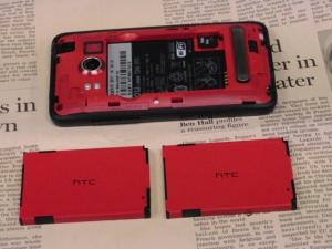 google アンドロイド HTC EVO WiMAX(au ISW11HT) 欠点