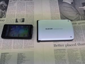 TK-FBP018 Android対応 Bluetooth 折りたたみキーボード