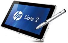 HP Slate 2 Tablet PC レビュー 分解, HP スレート2