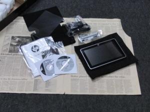 HP Slate 2 Tablet PC 内容物