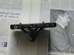 HP Slate 2 Tablet PC 禁断の分解編 四辺