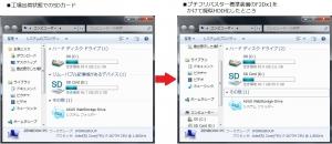 ASUS ZENBOOK UX31E-RY128 UX31E UX21E 内蔵SDHCのハードディスク化 内蔵SDXCのハードディスク化