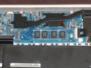 ASUS ZENBOOK UX31E UX31E-RY128 UX21 分解 DRAM