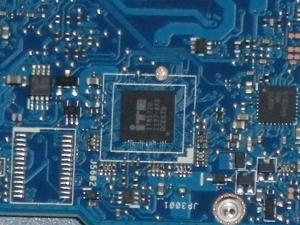 ASUS ZENBOOK UX31E UX31E-RY128 UX21 分解 マザーボード 背面