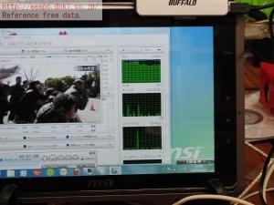 PC用チューナー PCチューナー DT-F200/U2W 分解 評価 レビュー DT-OP-RA アンテナ 地デジ ワンセグ フルセグ CPU 負荷率