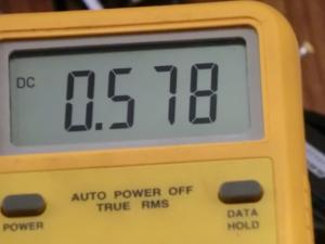 アンドロイドパワーOFF時の電力