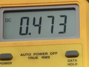 アンドロイド 本体消費電力 充電電力
