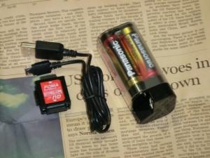 No6. 【4本刺し・電池別】携帯充電器 スマホ充電器 測定 評価 比較 レビュー アリスティ FM23CFS編