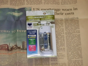 【2本刺し・電池別】携帯充電器 スマホ充電器 測定 評価 比較 レビュー inG LD28S(II)編