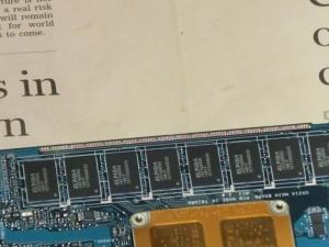 【分解】第二世代 ZENBOOK Prime UX21A 評価レビュー マザーボード メインメモリ