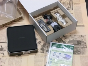 WZR-D1100H 11ac レビュー 評価 ベンチマーク パッケージ 開封