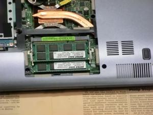 ASUS U24E 16GB化実験、PX2430  ベンチマーク 評価 テスト 増設したメモリ