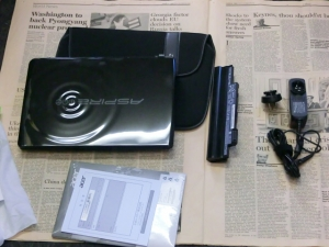Acer Aspire One 722 AO722-CM303 評価 ベンチマーク 高速化 内容物