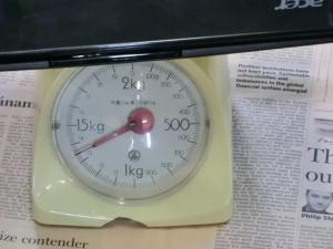 Acer Aspire One 722 AO722-CM303 評価 ベンチマーク 高速化 重量