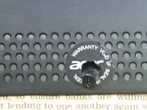 Acer Aspire One 722 AO722-CM303 評価 ベンチマーク 高速化 螺子
