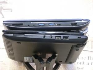 Acer Aspire One 722 AO722-CM303 評価 ベンチマーク 高速化 ASUS U24Eとの比較