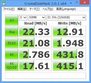 ASUS U24A-PX3210 Windows8 インストール 内蔵SDリーダを認識
