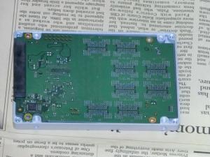 Crucial M500 SSD 120GB レビュー 分解