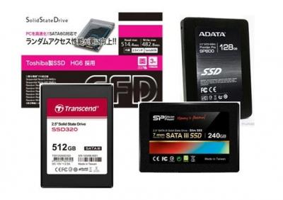 SSD 比較ランキング
