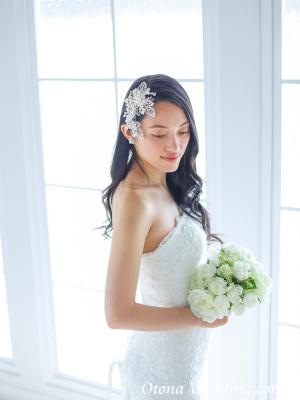 ティアラが激安格安なのは東京青山の大人ウェディング.com青山サロン