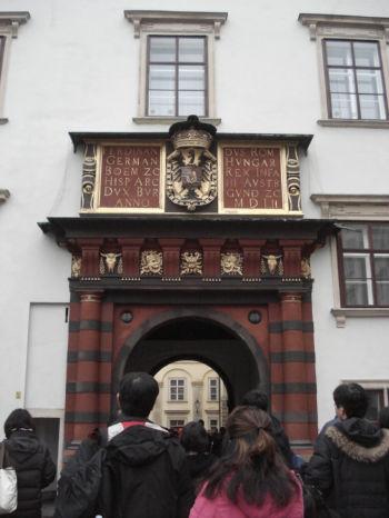 王宮礼拝堂