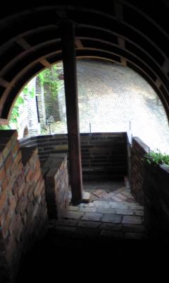大菩薩峠の階段