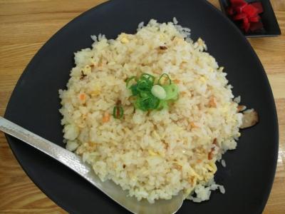 西食 白チャーハン