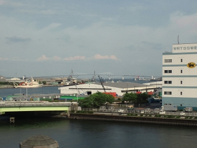東京ゲートブリッジ