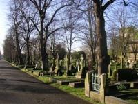 ホテルの近くの墓地。朝散歩したら綺麗だった〜お邪魔しました!