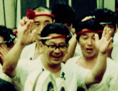 昭和48年7月12日の三野さん
