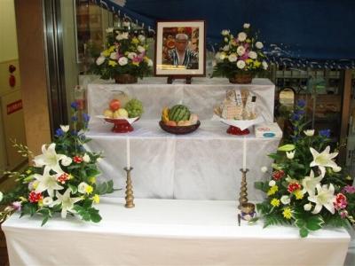 平成19年川端町追善祭壇