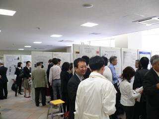 日本色彩学会展示ブース