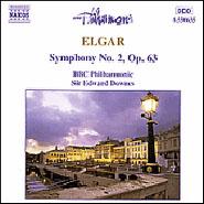 エルガー:交響曲2、ダウンズ