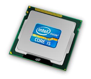 Intel Core-i CPU イメージ