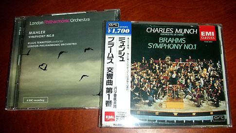 処分予定CD