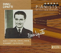Great Pianists of The 20th Century - Lipatti