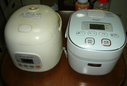 RCK-Y5Mと KS-C5K